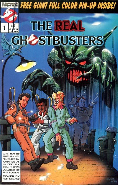 The Real Ghostbusters (NOW Comics Collection) (1988-1991)