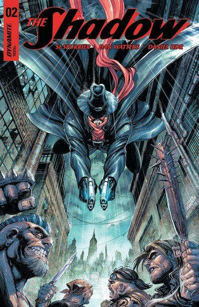 The Shadow #2 (2017)