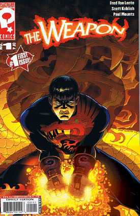 The Weapon #1 – 4 (2007)
