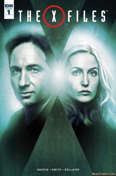 The X-Files #1 – 17 + TPBs (2016-2018)