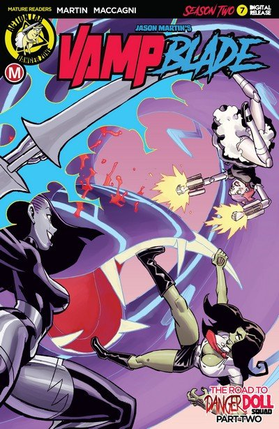 Vampblade Season 2 #7 (2017)
