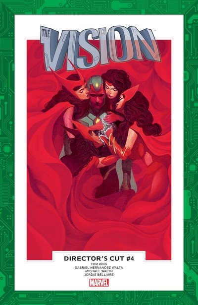 Vision – Director's Cut #4 (2017)