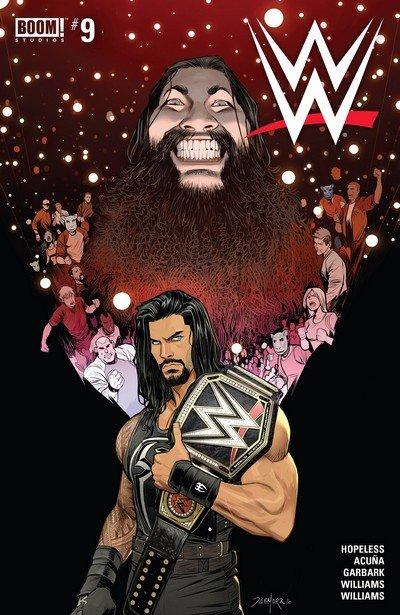 WWE #9 (2017)