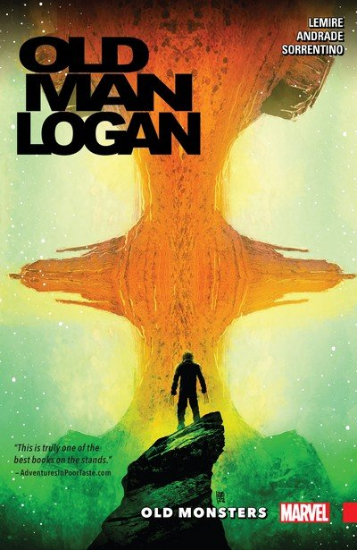 Wolverine – Old Man Logan Vol. 4 – Old Monsters (2017)