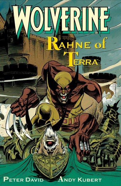 Wolverine – Rahne of Terra #1 (1991)