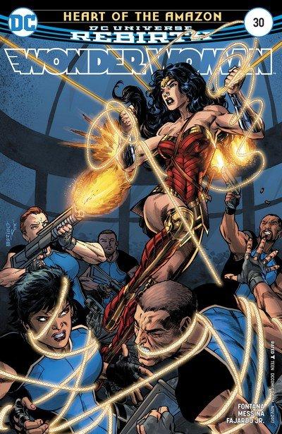 Wonder Woman #30 (2017)