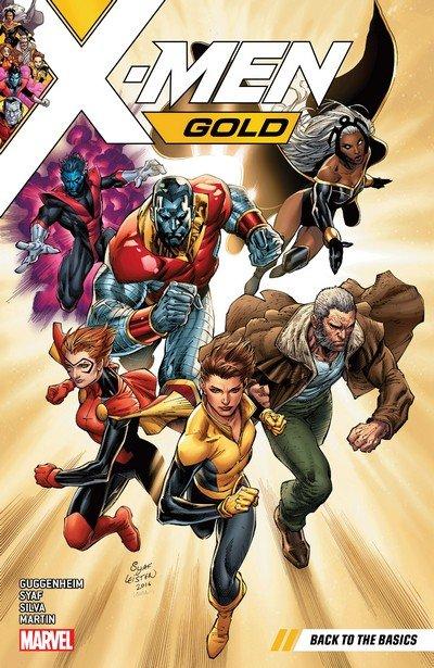 X-Men Gold Vol. 1 – Back To The Basics (2017)