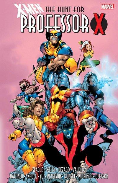 X-Men – The Hunt for Professor X (TPB) (2015)