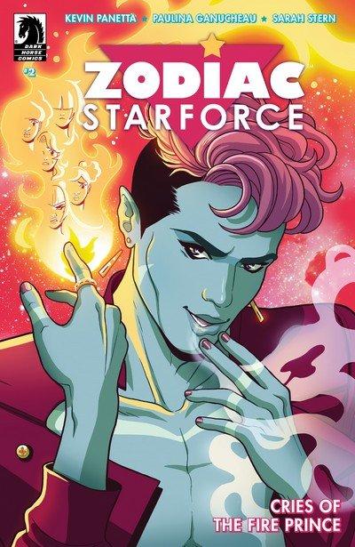 Zodiac Starforce – Cries of the Fire Prince #2 (2017)