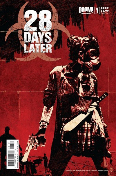 28 Days Later #1 – 24 (2009-2011)