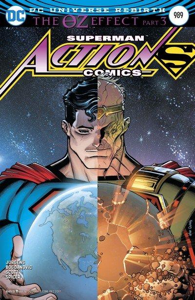 Action Comics #989 (2017)
