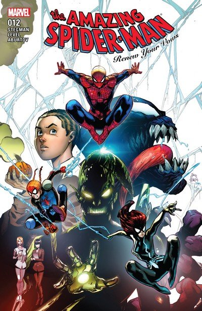 Amazing Spider-Man – Renew Your Vows #12 (2017)
