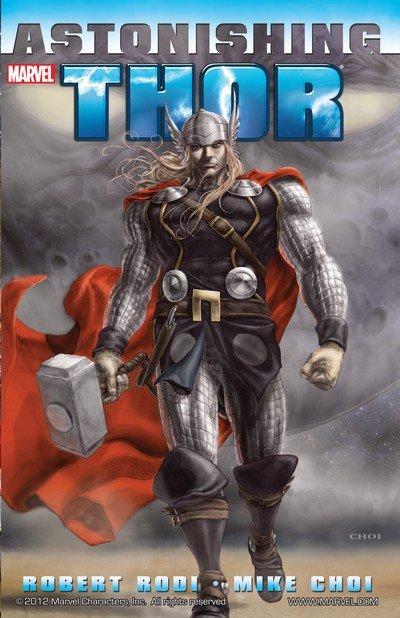Astonishing Thor (TPB) (2011)