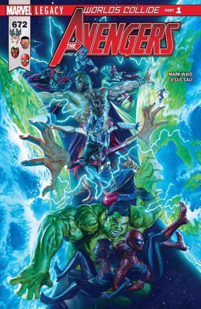 Avengers #672 (2017)