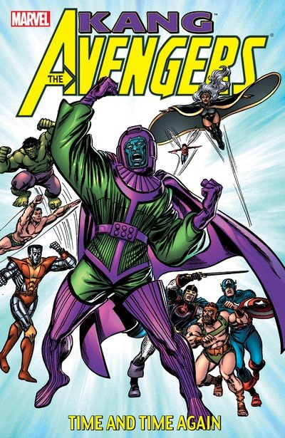Avengers – Kang – Time And Time Again (2016)