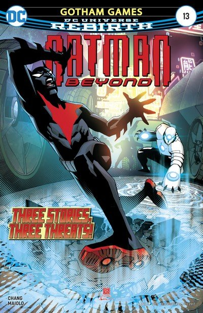Batman Beyond #13 (2017)