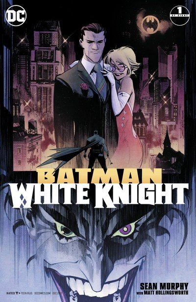 Batman – White Knight #1 (2017)