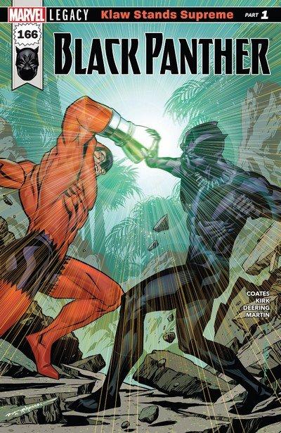 Black Panther #166 (2017)