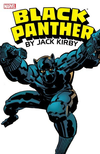 Black Panther by Jack Kirby Vol. 1 (TPB) (2005)