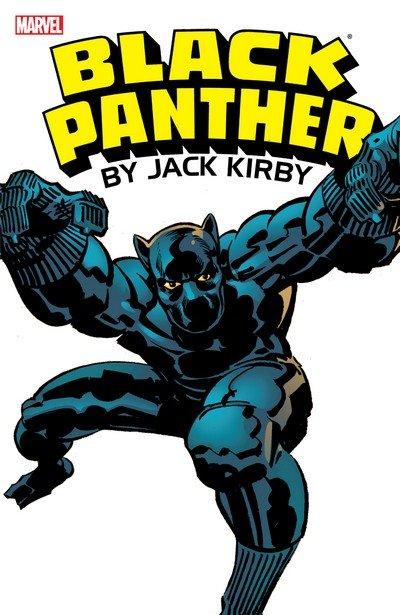 Black Panther by Jack Kirby Vol. 1 (TPB) (2005)