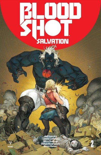 Bloodshot Salvation #2 (2017)