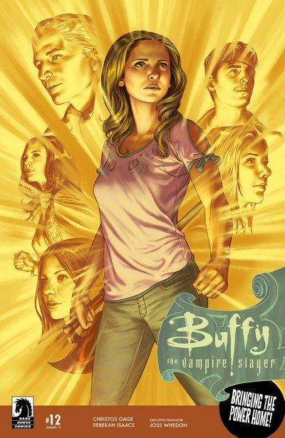 Buffy the Vampire Slayer Season 11 #12 (2017)