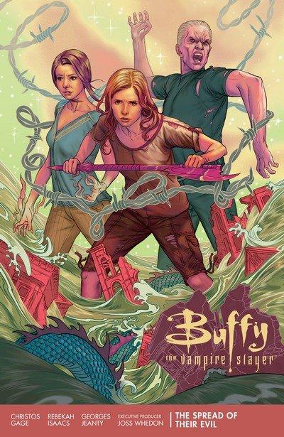 Buffy the Vampire Slayer – Season 11 Vol. 1 – The Spread of Their Evil (TPB) (2017)