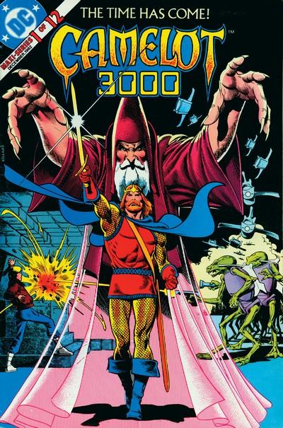 Camelot 3000 #1 – 12 (1982-1985)