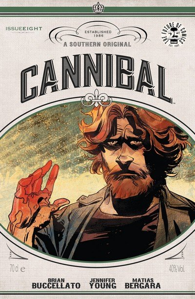 Cannibal #8 (2017)
