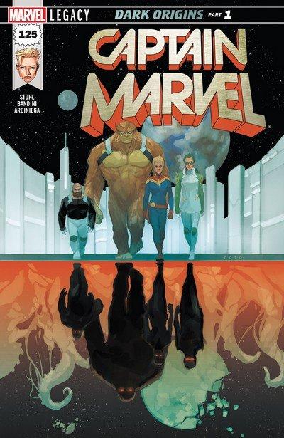 Captain Marvel #125 (2017)