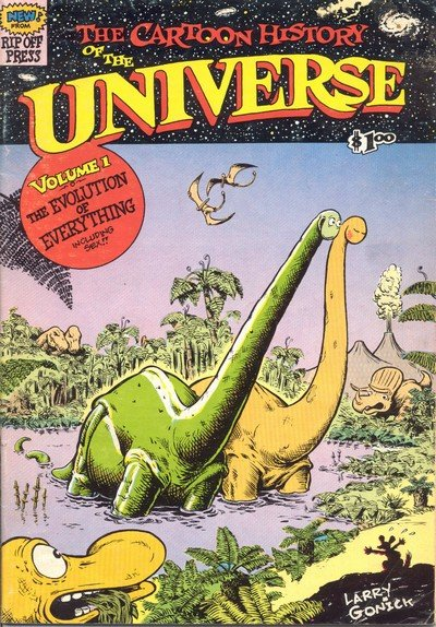 Larry Gonick Cartoon History Of The Universe Pdf