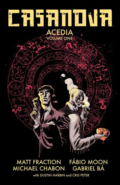 Casanova – Acedia Vol. 1 – 2 (TPB) (2015-2017)