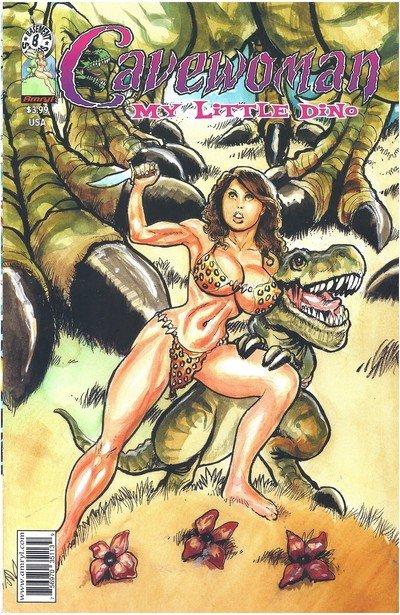 Cavewoman – My Little Dino (2016)