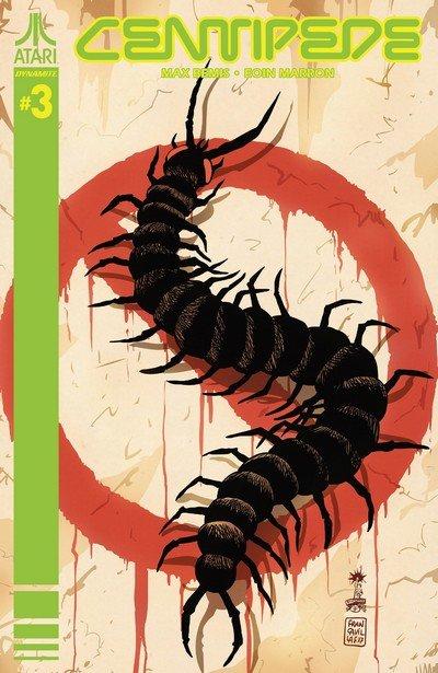Centipede #3 (2017)