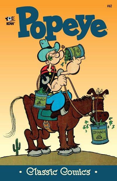 Classic Popeye #62 (2017)