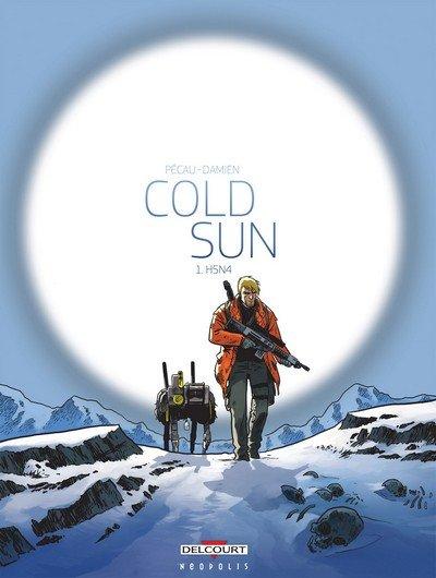 Cold Sun #1 – 2 (2016-2017)