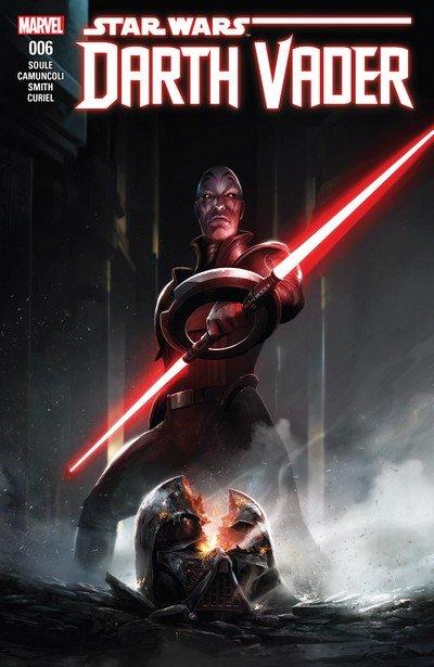 Darth Vader #6 (2017)