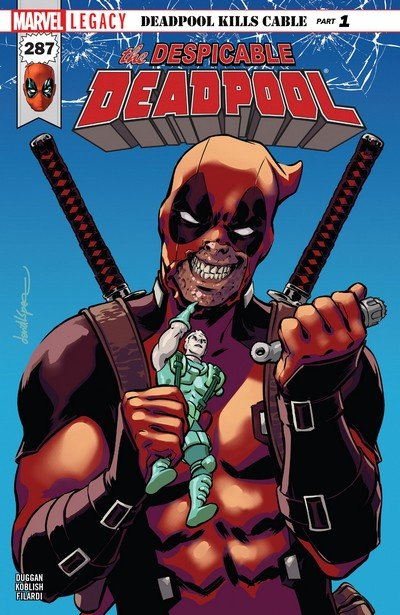 Despicable Deadpool #287 (2017)