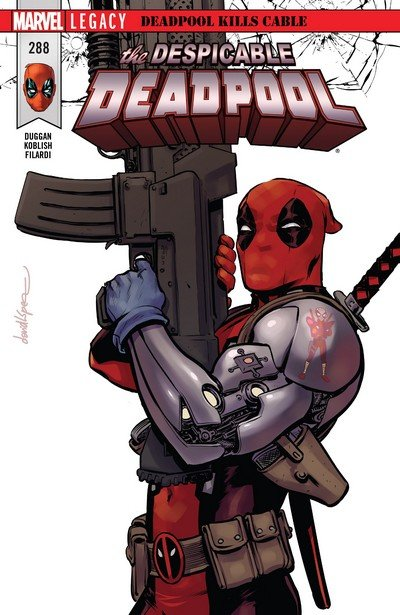 Despicable Deadpool #288 (2017)