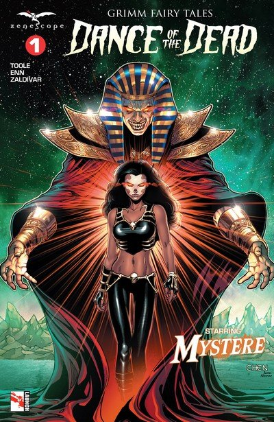 Grimm Fairy Tales Dance Of The Dead #1 (2017)