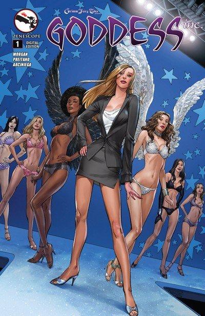 Grimm Fairy Tales presents Goddess Inc. #1 – 5 (2014)