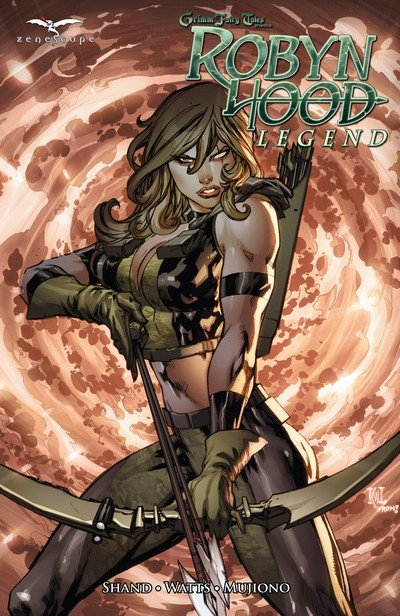 Grimm Fairy Tales presents Robyn Hood – Legend (TPB) (2014)