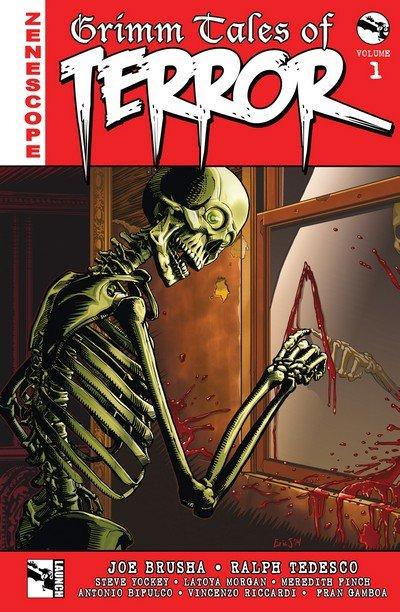 Grimm Tales of Terror Vol. 1 – 3 (TPB) (2015-2018)