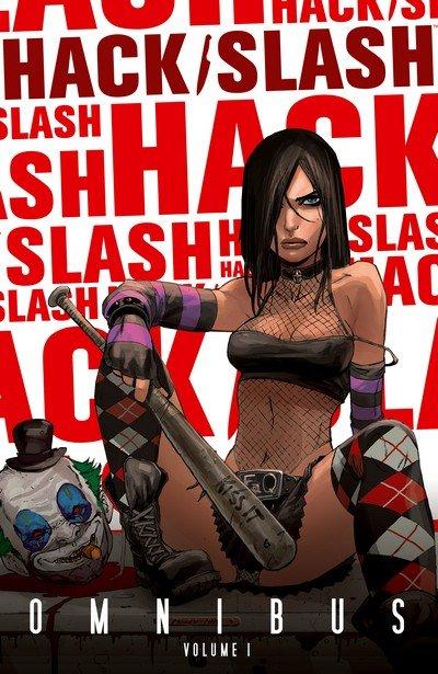 Hack-Slash Omnibus Vol. 1 – 6 (2012-2019)