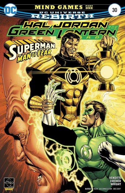 Hal Jordan and the Green Lantern Corps #30 (2017)