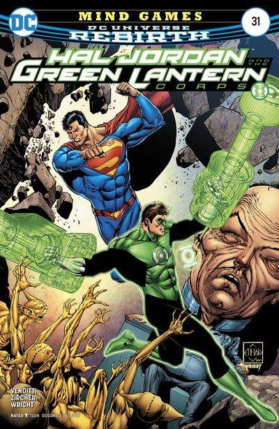 Hal Jordan and the Green Lantern Corps #31 (2017)