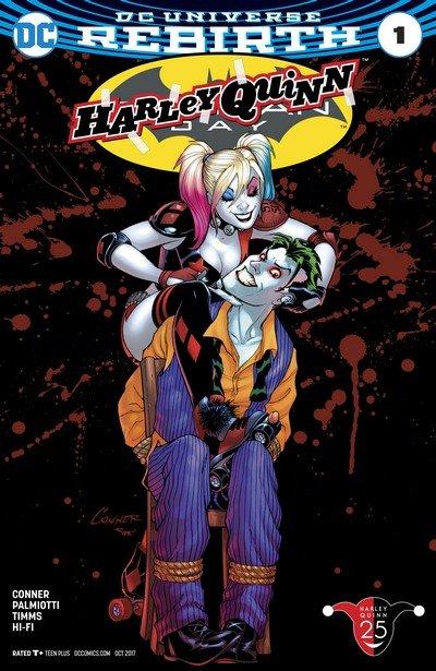 Harley Quinn Batman Day Special Edition #1 (2017)