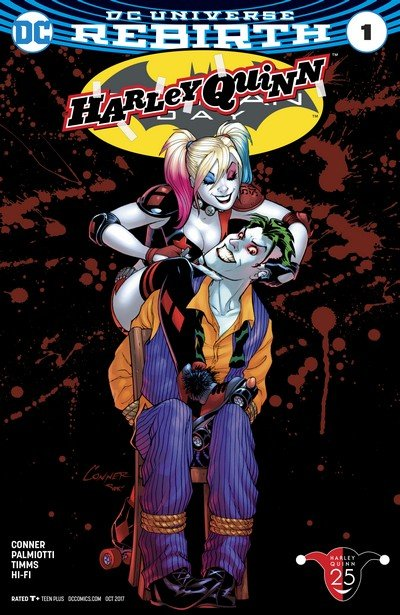 Harley Quinn Batman Day Special Edition #1 (2017)