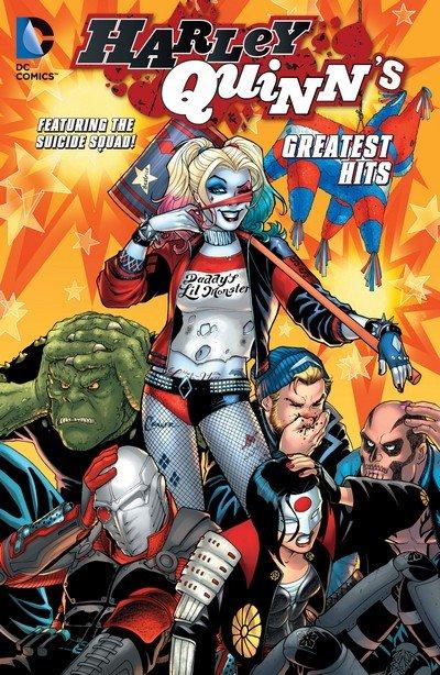 Harley Quinn's Greatest Hits (2016)