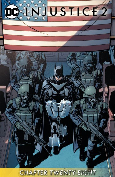 Injustice 2 #28 (2017)